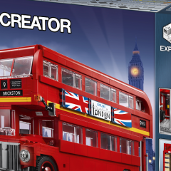 10258: Creator London Bus Review