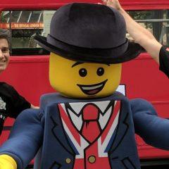 LEGO Creator London Bus Store Launch