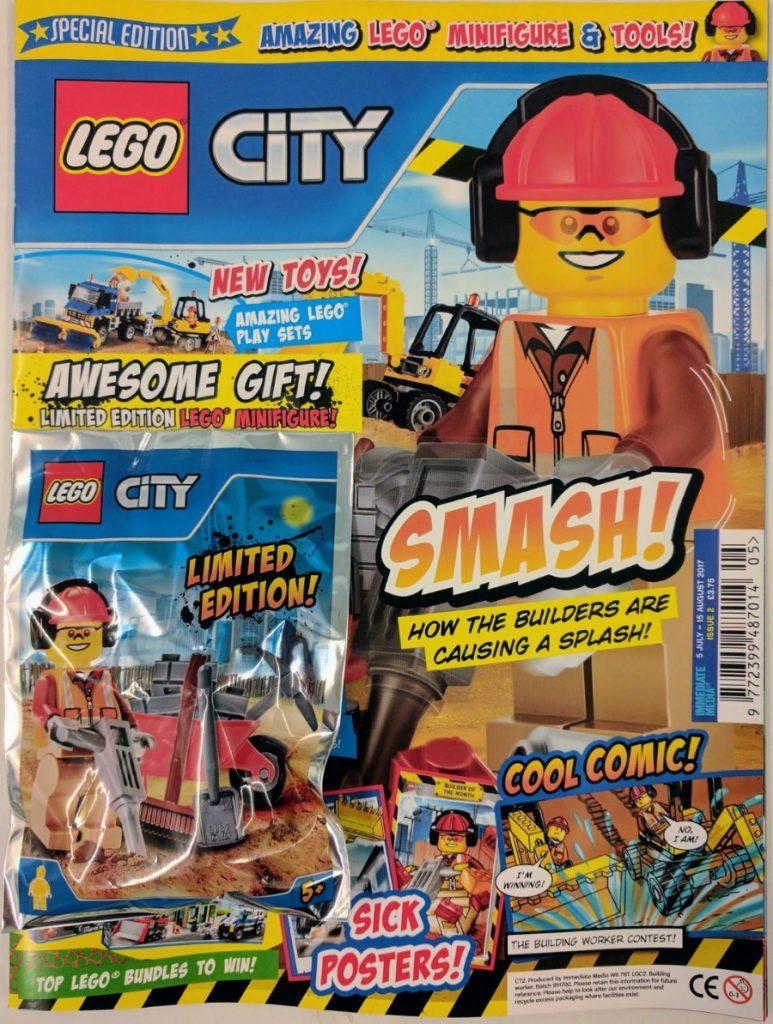 Lego City Magazin : new lego city magazine issue out today bricksfanz ~ Jslefanu.com Haus und Dekorationen