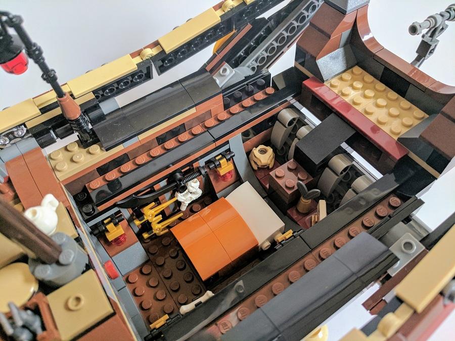 70618: The LEGO NINJAGO Movie Destiny's Bounty Set Review ...