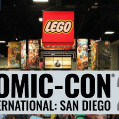 LEGO At San Diego Comic-Con 2017