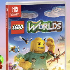 LEGO Worlds Nintendo Switch Teaser Trailer