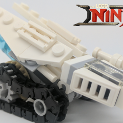 30427: The LEGO NINJAGO Movie Ice Tank Set Review