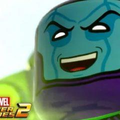 New LEGO Marvel Super Heroes 2 Trailer Lands