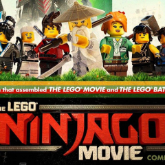 All-new The LEGO NINJAGO Movie Trailer Is Here