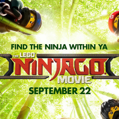 The LEGO NINJAGO Movie UK Advance Previews
