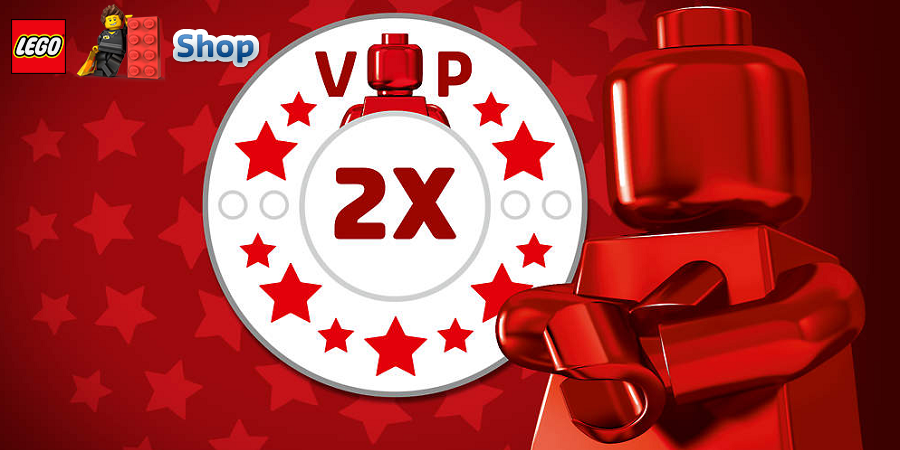 Double VIP Points & More LEGO Offers Now Available   BricksFanz