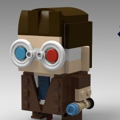 Amazing MOCs – Doctor Who BrickHeadz