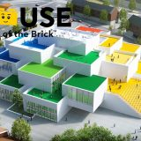 Record Guest Numbers At LEGO House