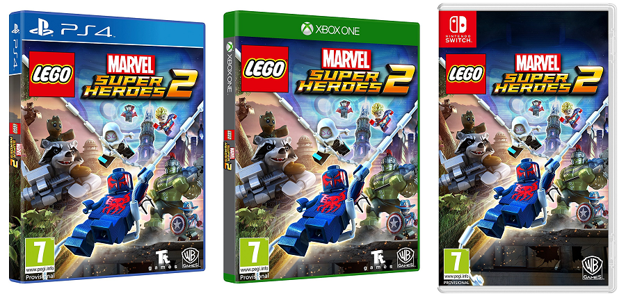 LEGO Marvel Super Heroes 2 Pre-order Round-up | BricksFanz