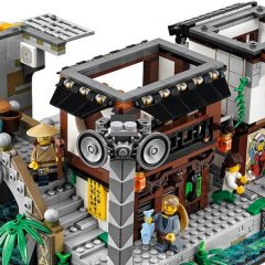 70620: NINJAGO City: Review Pt. 1 The Old World