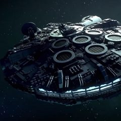 UCS Millennium Falcon Reveal Video