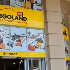 UK LEGOLAND Discovery Centres Now Open