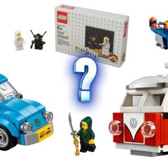Got A Great Idea For A LEGO Free Gift?