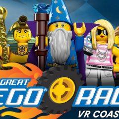 Great LEGO Race Speeds Into LEGOLAND Florida