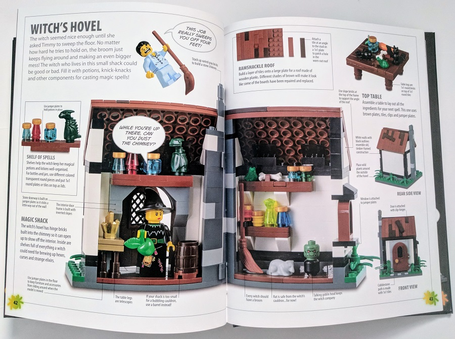 LEGO Fright Night! Book Review | BricksFanz