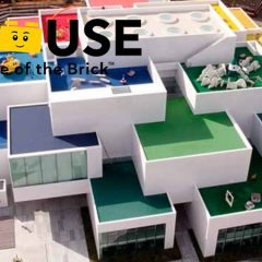 Record Number Of Visitors Head to LEGO House