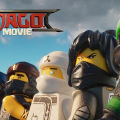 LEGO NINJAGO Movie Advance Previews This Weekend