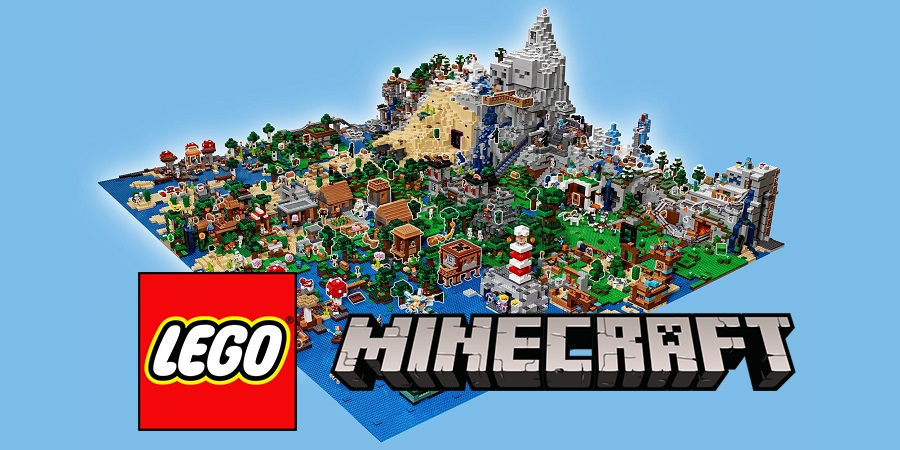 Mapping the world of lego minecraft bricksfanz gumiabroncs Choice Image