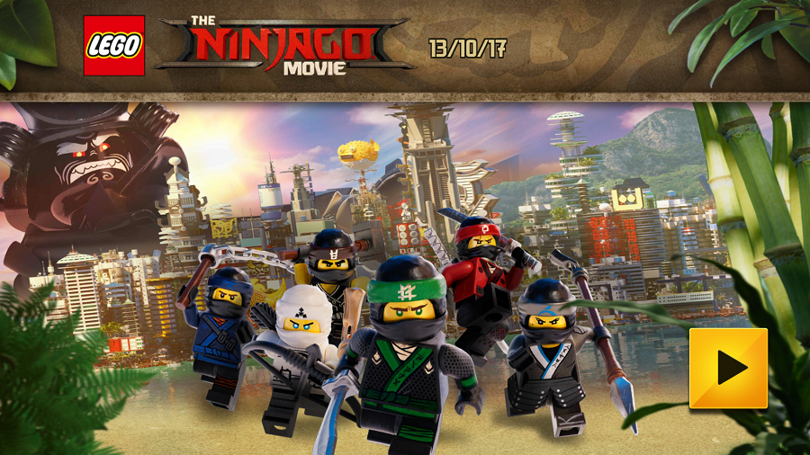LEGO NINJAGO Movie Join Wu-Cru App | BricksFanz