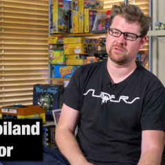 Justin Roiland – Rick & Morty Co-creator & LEGO Fan