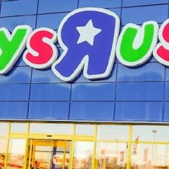 Toys R Us UK Crashes Into Administration