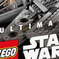 Ultimate LEGO Star Wars Book Review
