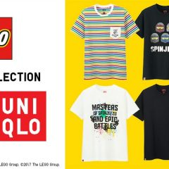 The LEGO Collection Returns To Uniqlo