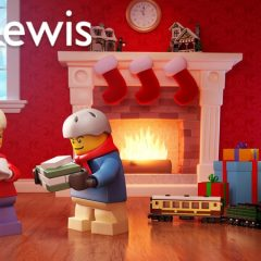 John Lewis Includes LEGO In Their Festive Top Ten