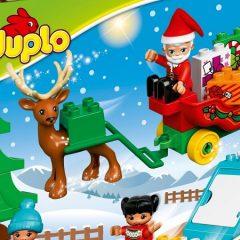 Santa's Winter Holiday DUPLO Set Review