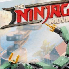 LEGO NINJAGO Movie Polybags At Tesco