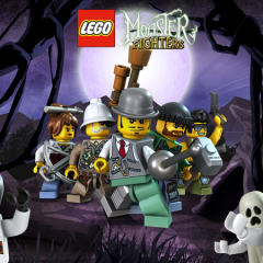 A Look At LEGO…. Monster Fighters