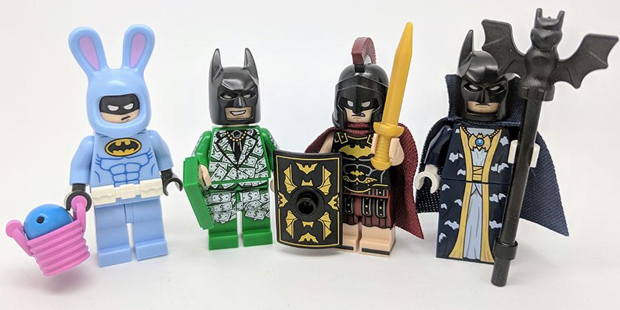 Lego Toys R Us Bricktober 2017 The Batman Movie Limited Edition Set 5004939 New