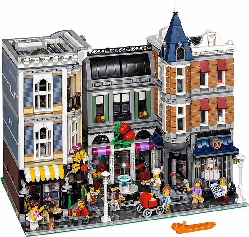 Build Your Modular Street With LEGO Creator | BricksFanz