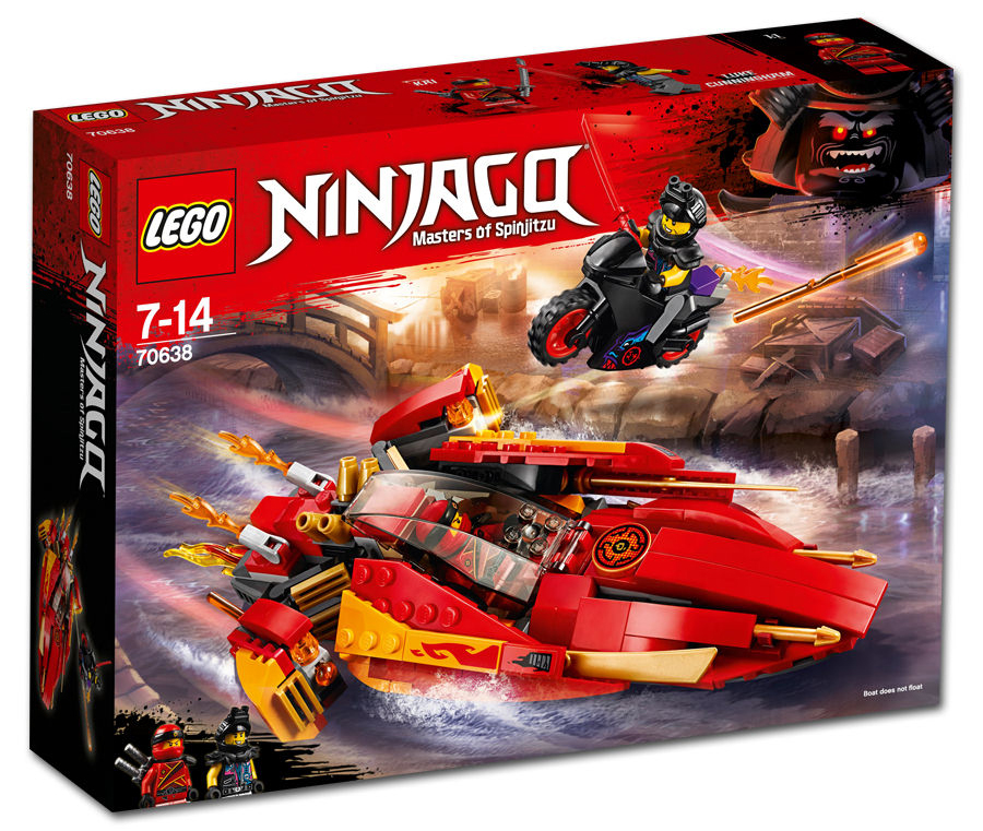 Lego Ninjago Sons Of Garmadon 2018 Sets Now Available Bricksfanz