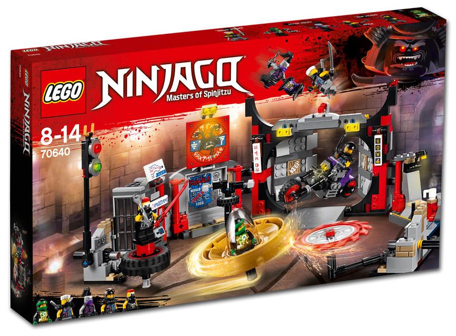 LEGO NINJAGO Sons Of Garmadon 2018 Sets Now Available ...