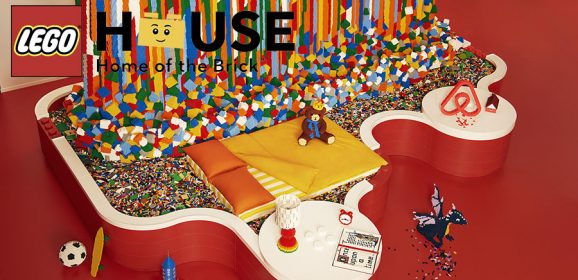 Spend The Night In The LEGO House