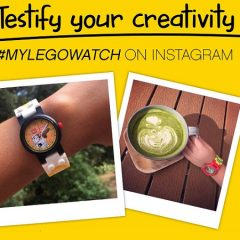 Testify Your Creativity With LEGO Watches