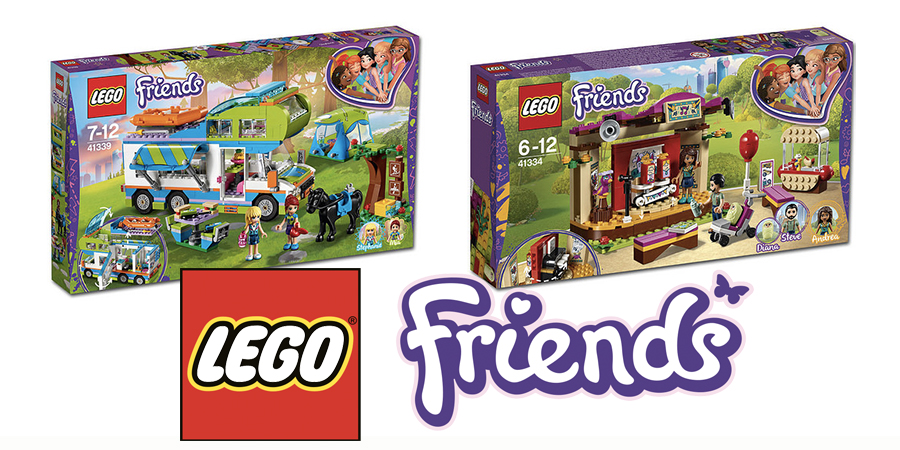LEGO Friends Official 2018 Set Images | BricksFanz