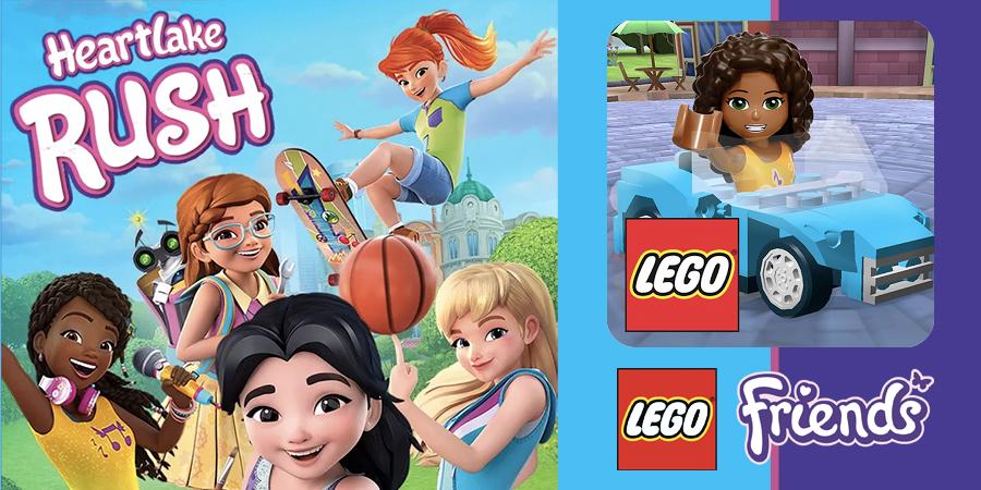 Get Ready To Race With LEGO Heartlake Rush   BricksFanz