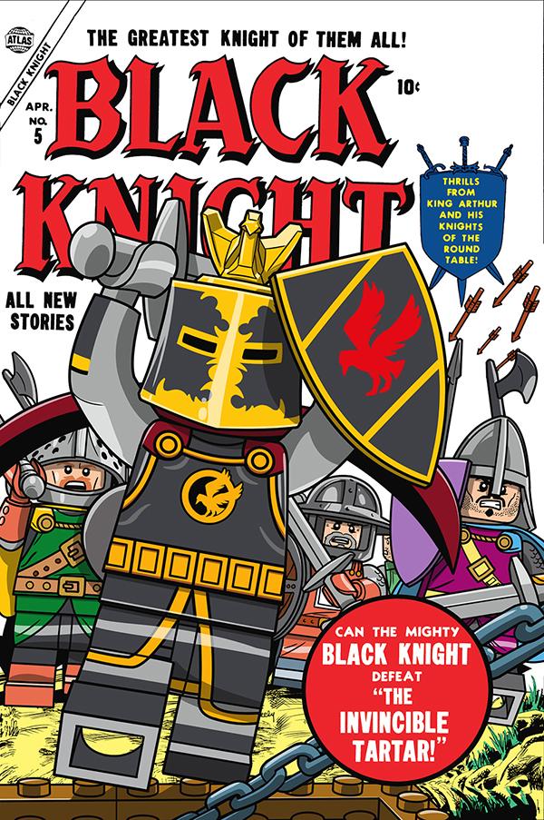 Marvel Chats LEGO Marvel 2 Comic Covers | BricksFanz