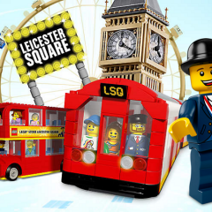 LEGO Store London First Anniversary