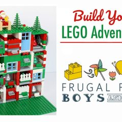 Build Your Own LEGO Advent Calendar
