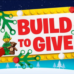 Last Day To Share Your #BuildToGive Creations