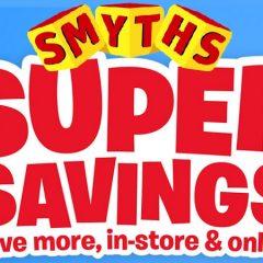 Big Savings On Selected LEGO Sets At Smyths