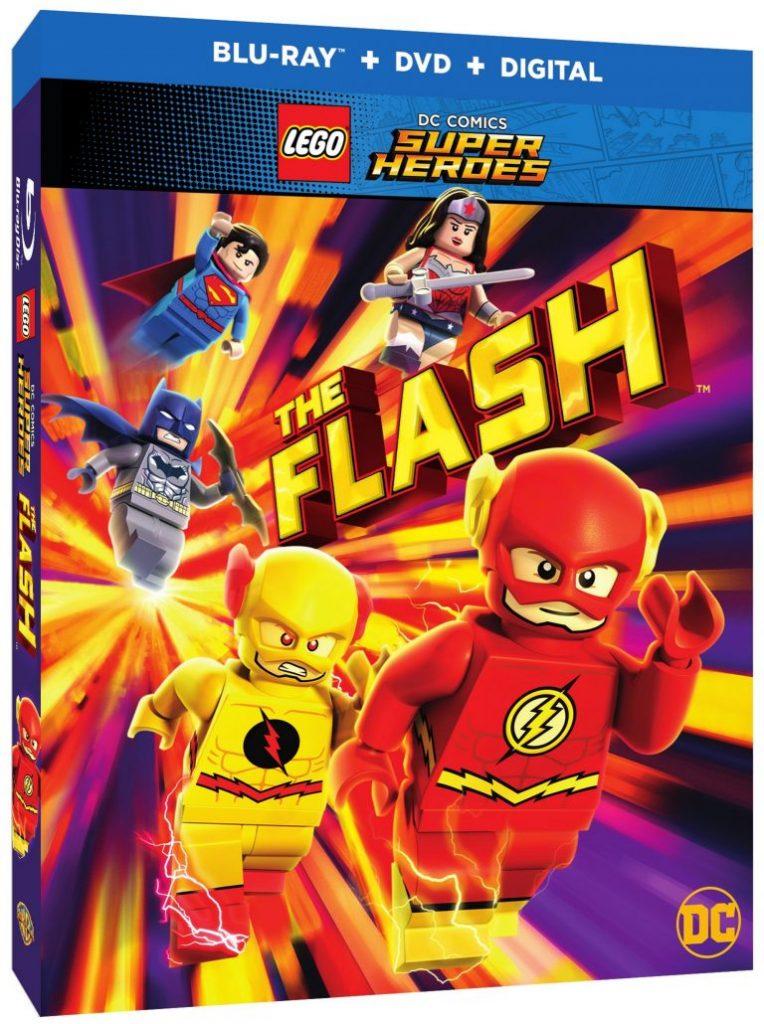 LEGO DC Comics Movies Return With The Flash | BricksFanz