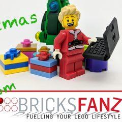 Merry Christmas From BricksFanz