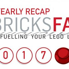 BricksFanz Yearly Recap 2017
