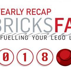BricksFanz Yearly Recap 2018