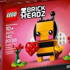 LEGO BrickHeadz Get Seasonal